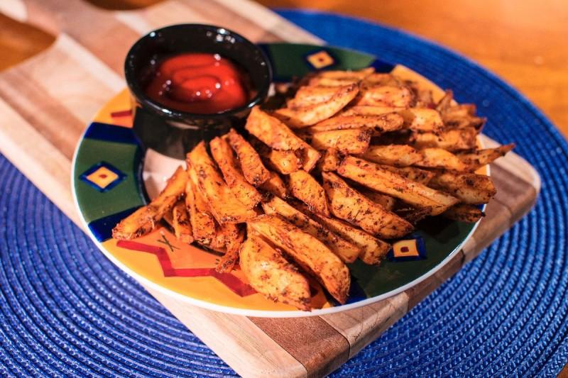 Cajun-Style Sweet Potato Fries