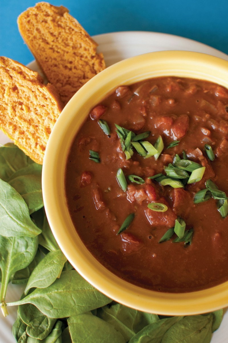 Quick Chili Mole