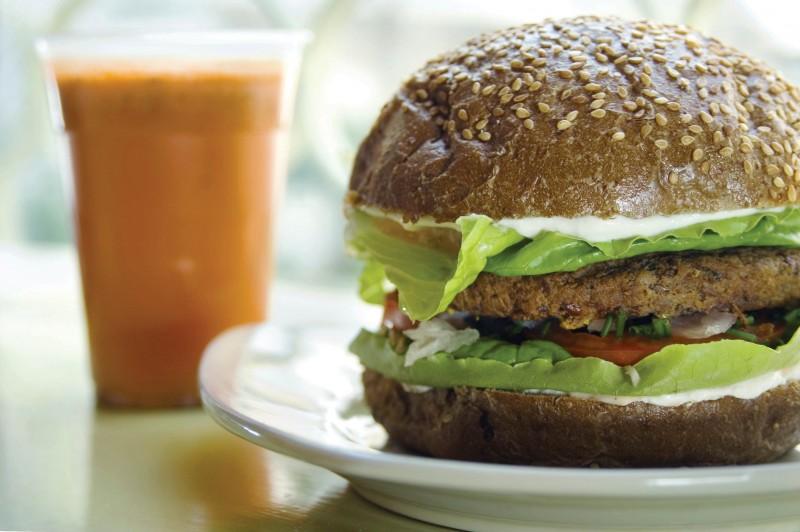 Buddha Burger