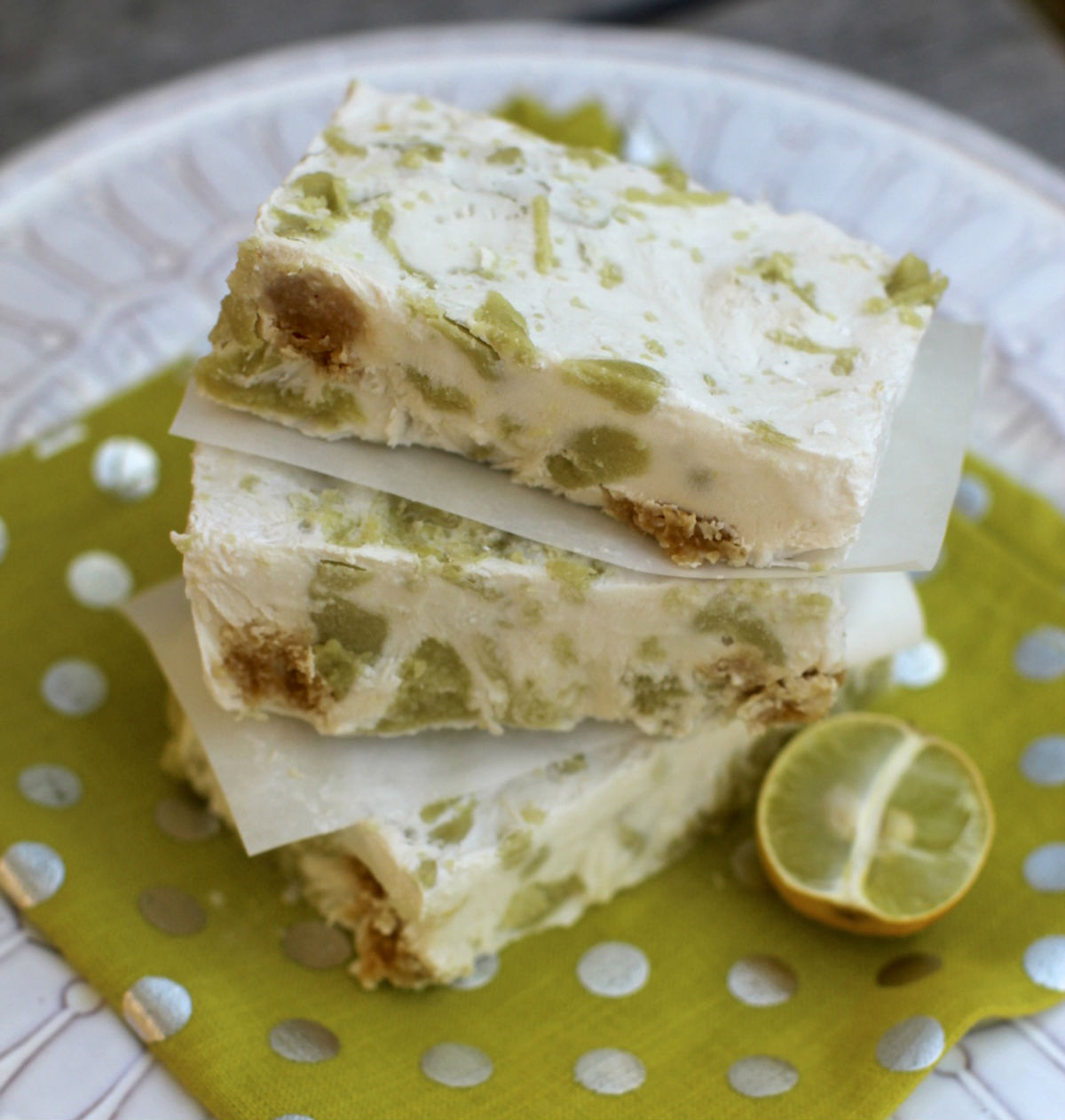 frozen-coconut-key-lime-cheesecake-bars