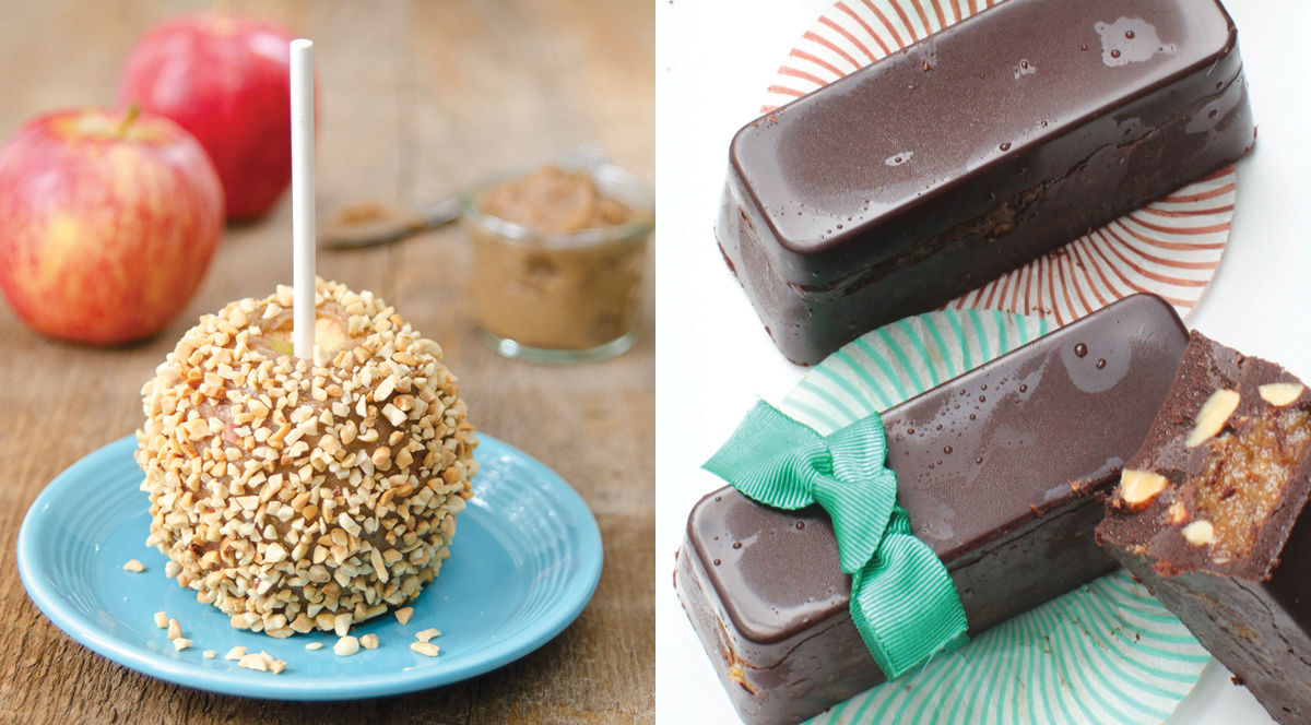 Caramel Apples and Snickers Bars_Blog