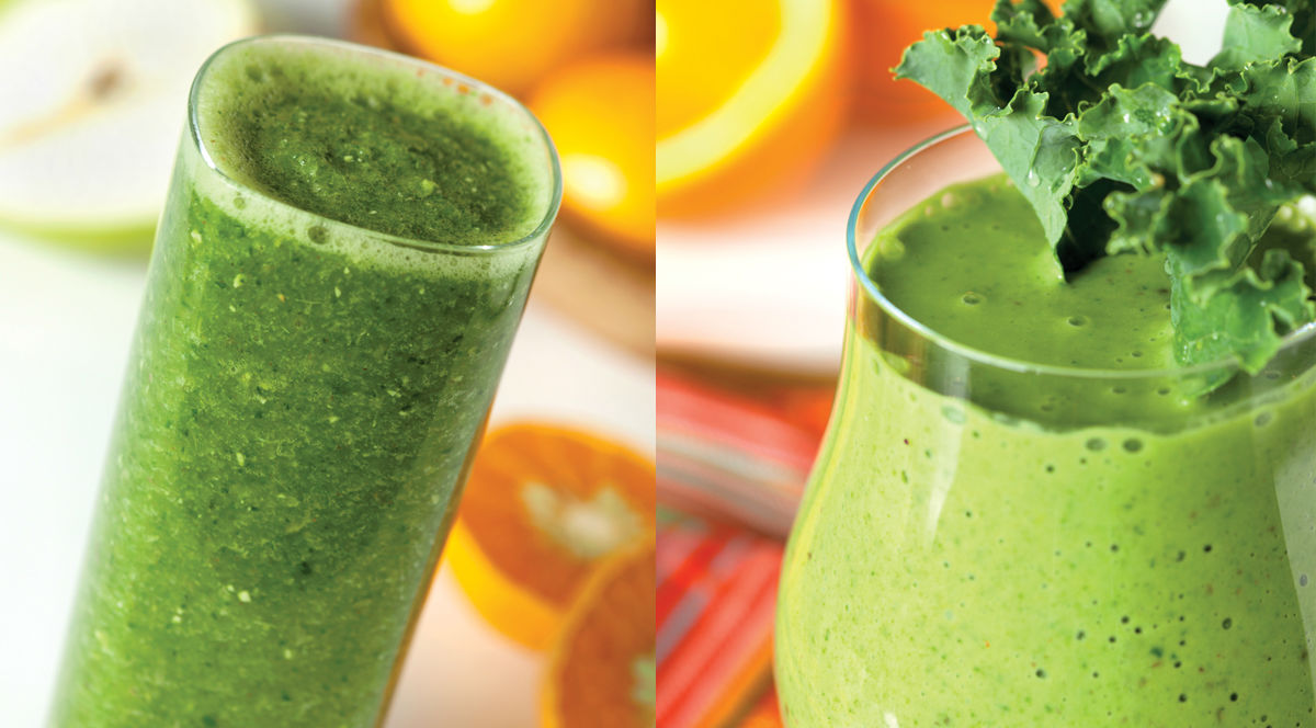 3-green-smoothies