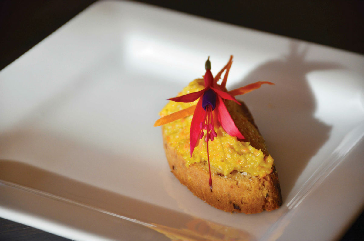 Carrot-Pate