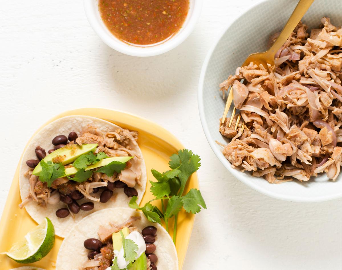 Photo of Jackfruit Carnitas Tacos recipe