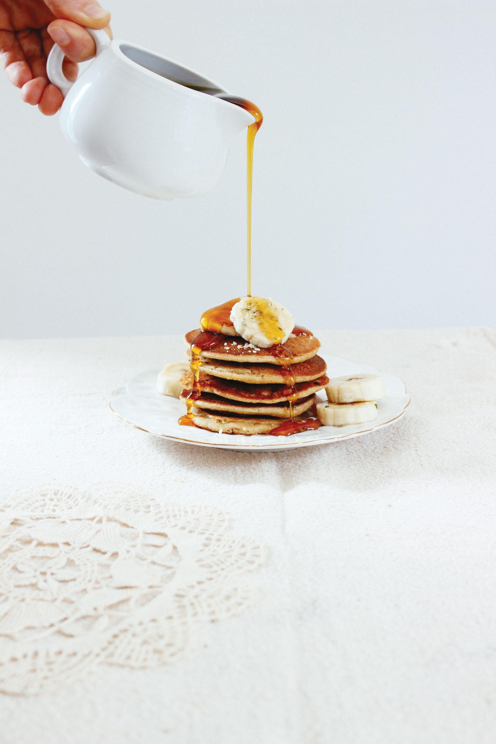 Heck Yeah, Banana Pancakes