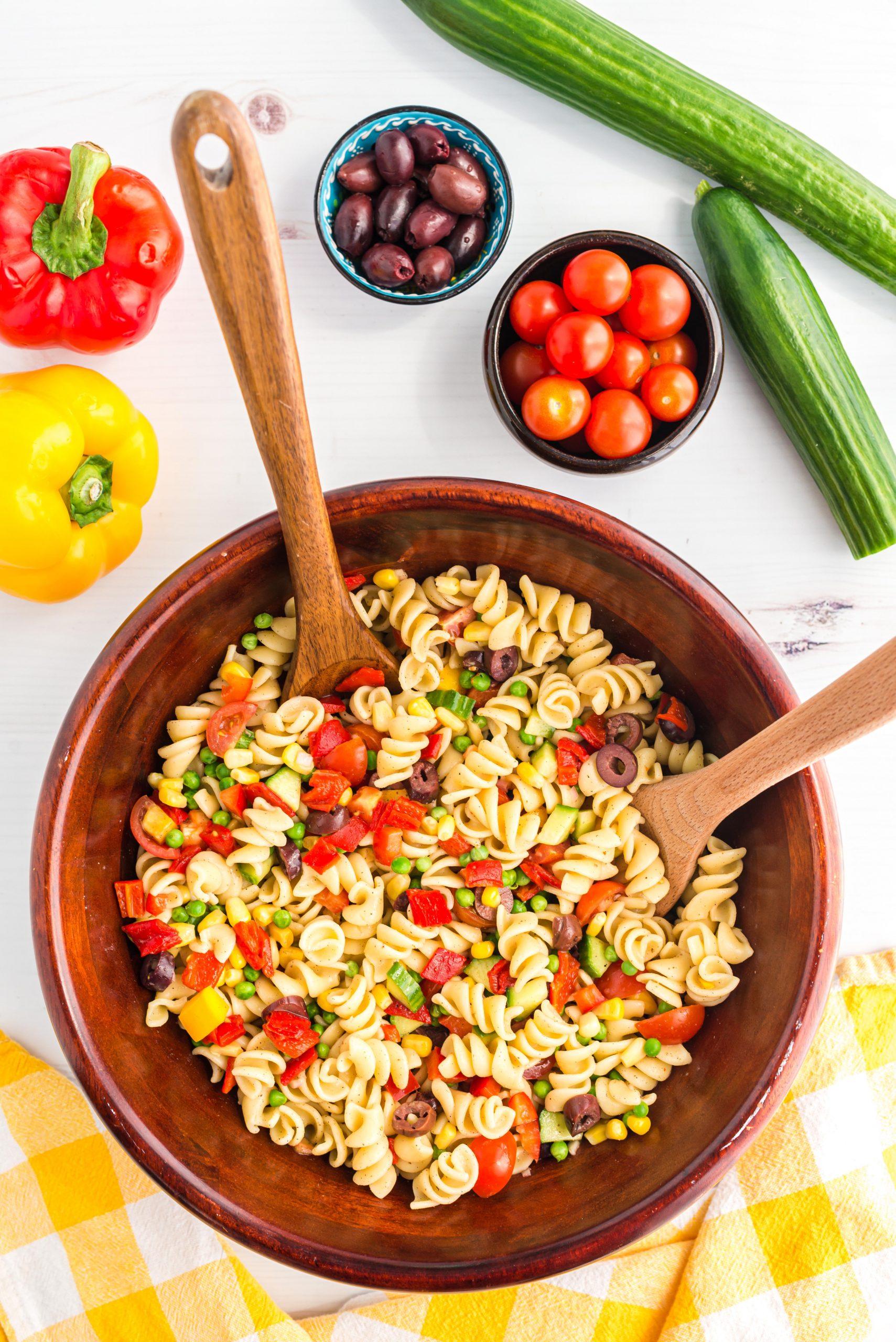 Picnic Pasta Salad photo