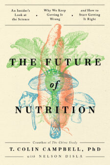 The Future of Nutrition cover